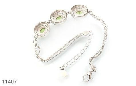 دستبند زبرجد طرح صبا زنانه - تصویر 2