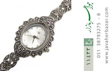 ساعت نقره مارکازیت مجلسی زنانه - کد 11433