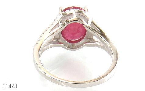 انگشتر یاقوت سرخ طرح بهناز زنانه - تصویر 4