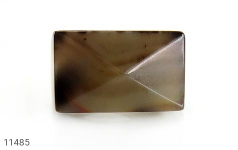 انگشتر عقیق حلقه سنگی تراش زنانه - عکس 1