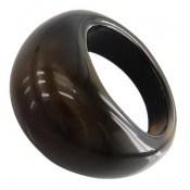 انگشتر عقیق حلقه سنگی زیبا و شیک زنانه