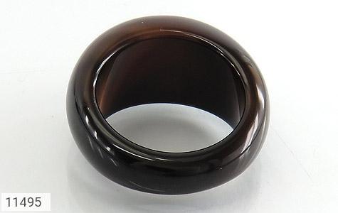 انگشتر عقیق حلقه سنگی درشت و شیک زنانه - تصویر 4