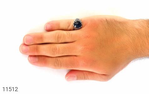 انگشتر درخشان مردانه - عکس 7