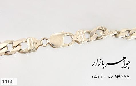 زنجیر نقره لوکس - تصویر 2