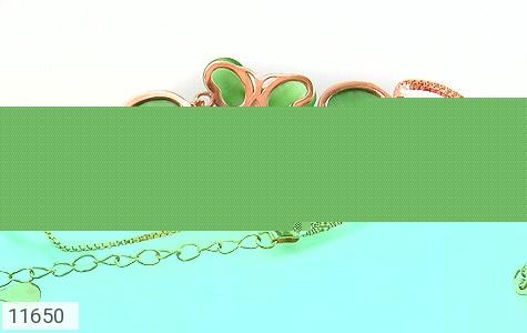 دستبند چشم گربه پروانه اشرافی زنانه - تصویر 2