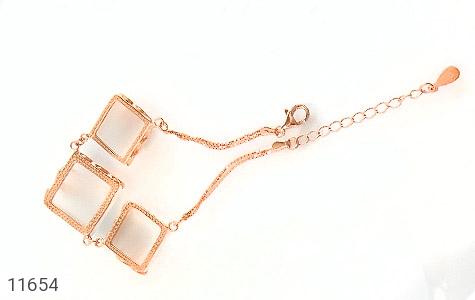 دستبند چشم گربه طرح مجلل و مجلسی زنانه - تصویر 2