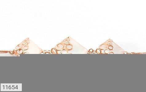 دستبند چشم گربه طرح مجلل و مجلسی زنانه - تصویر 4