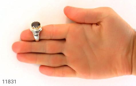 انگشتر یاقوت هنر دست استاد شرفیان - عکس 9