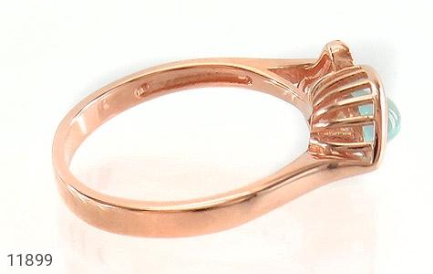 انگشتر چشم گربه طرح افروز زنانه - تصویر 2