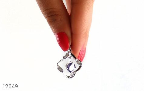 مدال آمتیست درخشان طرح آنیسا زنانه - تصویر 6
