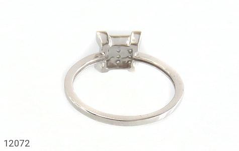 انگشتر نقره جواهرنشان طرح گیتی زنانه - تصویر 4