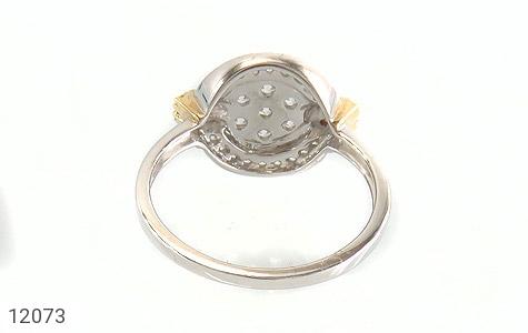 انگشتر نقره طرح پرنسسی زنانه - تصویر 4