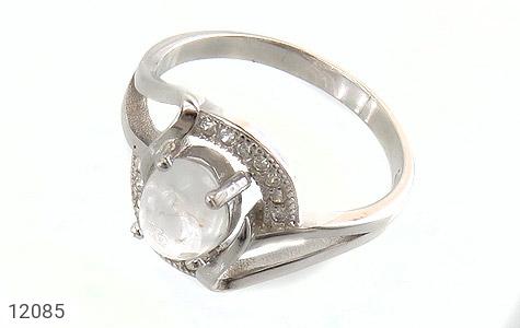 انگشتر دُر نجف طرح شایلی زنانه - عکس 1