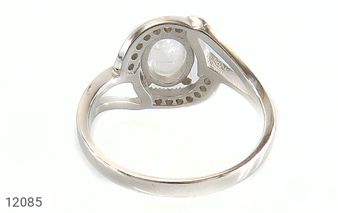 انگشتر دُر نجف طرح شایلی زنانه - تصویر 4