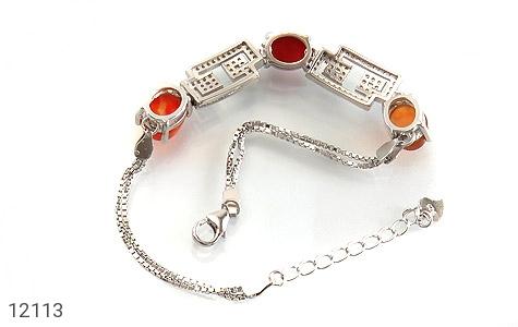 دستبند عقیق یمن - تصویر 2