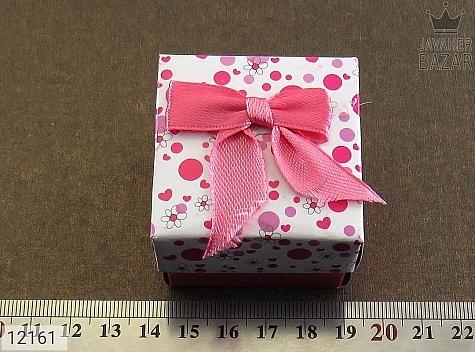 جعبه جواهر انگشتری پاپیونی - عکس 5