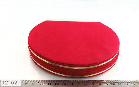 جعبه جواهر مخملی بزرگ طرح جدید - تصویر 4