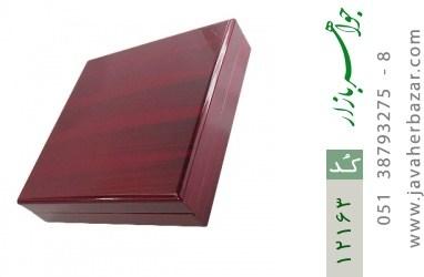 جعبه جواهر چوبی بزرگ و لوکس - کد 12163