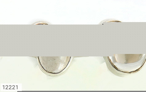 انگشتر دُر نجف رکاب دست ساز - تصویر 2