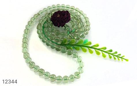 تسبیح سندلوس آلمان 101 دانه سبز زیبا و ارزشمند - عکس 3