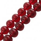 تسبیح سندلوس آلمان 101 دانه سرخ خوش رنگ و ارزشمند