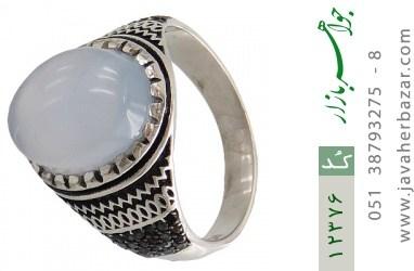 انگشتر عقیق یمن - کد 12376