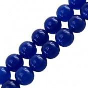 تسبیح جید آبی 101 دانه خوش رنگ