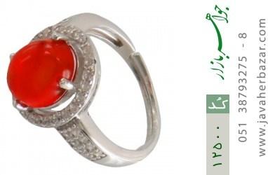 انگشتر عقیق یمن - کد 12500