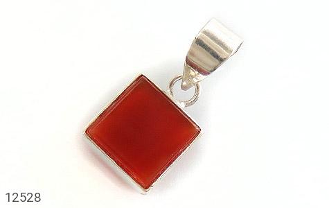 مدال عقیق فریم دست ساز - عکس 1