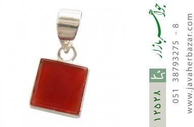 مدال عقیق فریم دست ساز - کد 12528