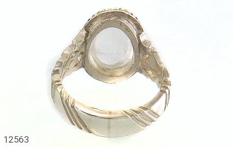 انگشتر دُر نجف درخشان مردانه - تصویر 4