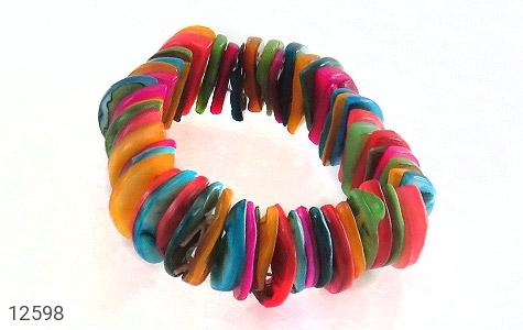 دستبند صدف طرح طراوت زنانه - عکس 1