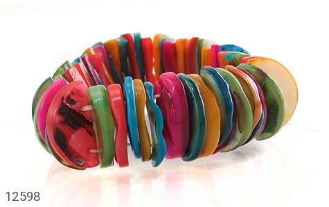 دستبند صدف طرح طراوت زنانه - تصویر 4