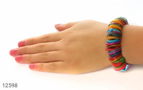دستبند صدف طرح طراوت زنانه - عکس 7