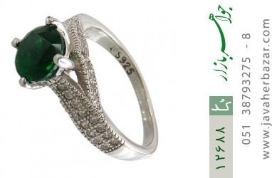انگشتر نقره طرح هنگامه زنانه - کد 12688
