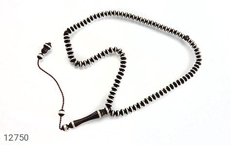 تسبیح نقره و کوک (کشکول) سوپر 101 مرصع - عکس 1