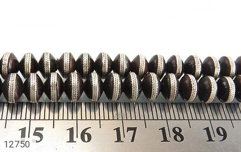 تسبیح نقره و کوک (کشکول) سوپر 101 مرصع - تصویر 4