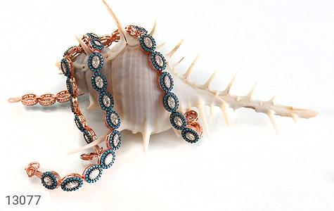 دستبند نقره نانویی طرح جمیل زنانه - تصویر 6