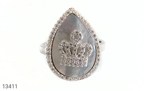 سرویس صدف اشکی طرح سلطنتی زنانه - تصویر 2