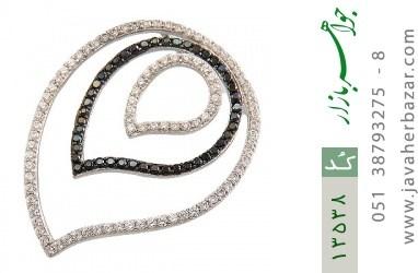 مدال نقره طرح جدید و خاص زنانه - کد 13538