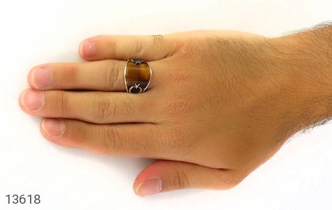 انگشتر چشم ببر درشت و جذاب - تصویر 8