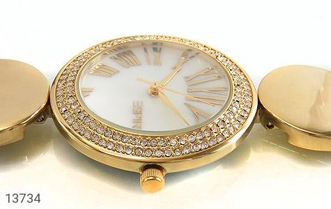 ساعت اسپریت Esprit بند سکهای طلائی زنانه - تصویر 4