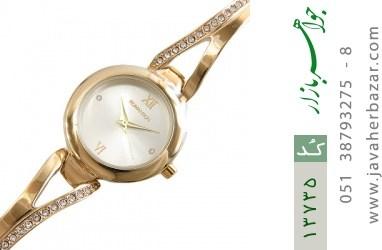 ساعت رمانسون Romanson طلائی پرنگین زنانه - کد 13735