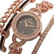 ساعت کلوین تایم Kelvin Time چهارتکه با دستبند زنانه