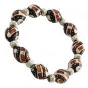 دستبند کوک (کشکول) مرصع زنانه