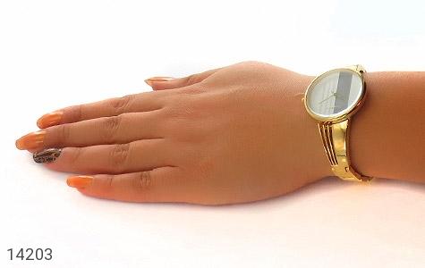 ساعت رمانسون Romanson مجلسی صفحه دورنگ زنانه - عکس 7