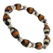 دستبند یسر مرصع و خوش رنگ زنانه