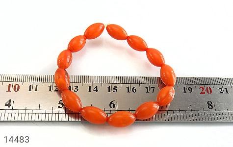 دستبند پودر کهربا زنانه - عکس 5