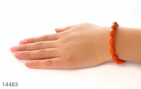 دستبند پودر کهربا زنانه - تصویر 6
