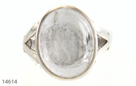 انگشتر دُر نجف درشت و کلاسیک - تصویر 2
